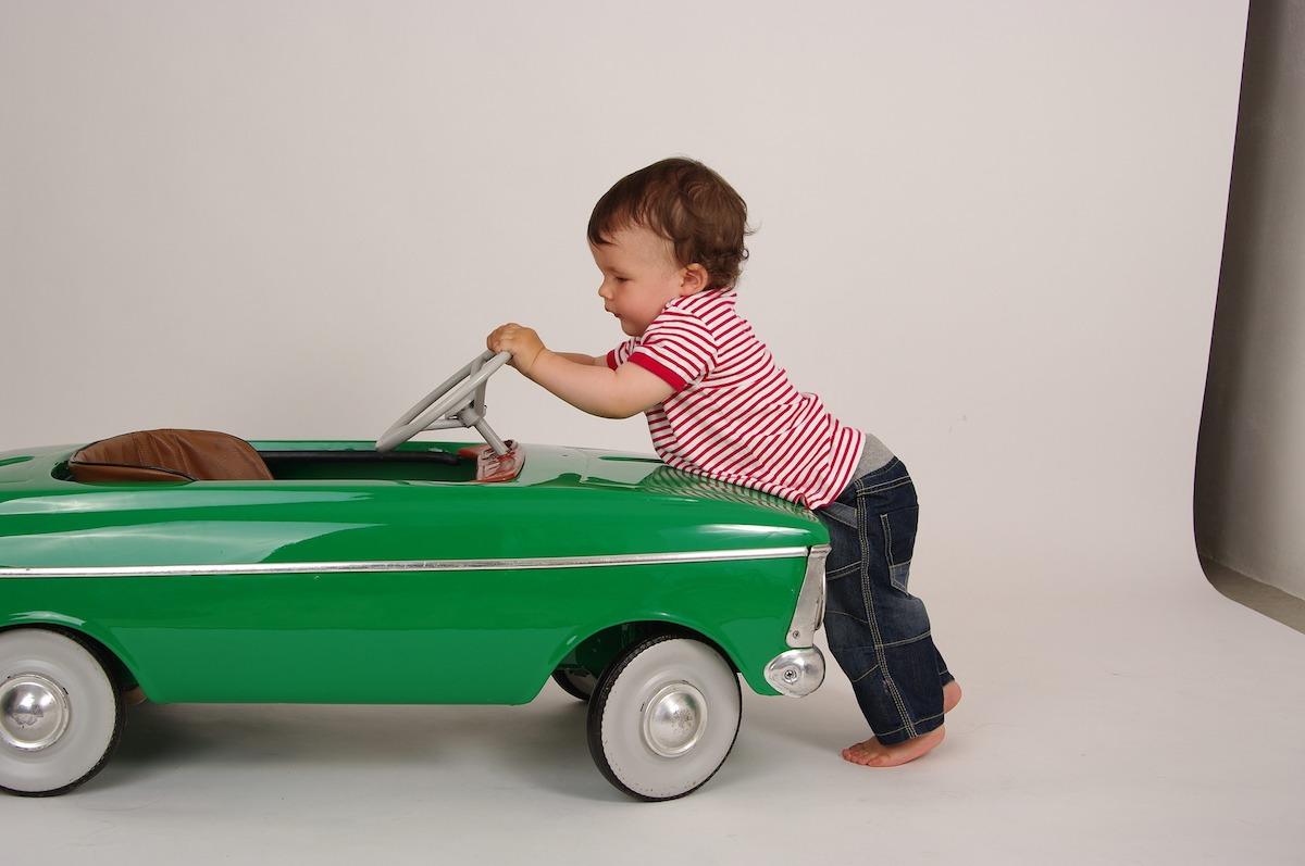 Børn i bilen - 3 gode tips