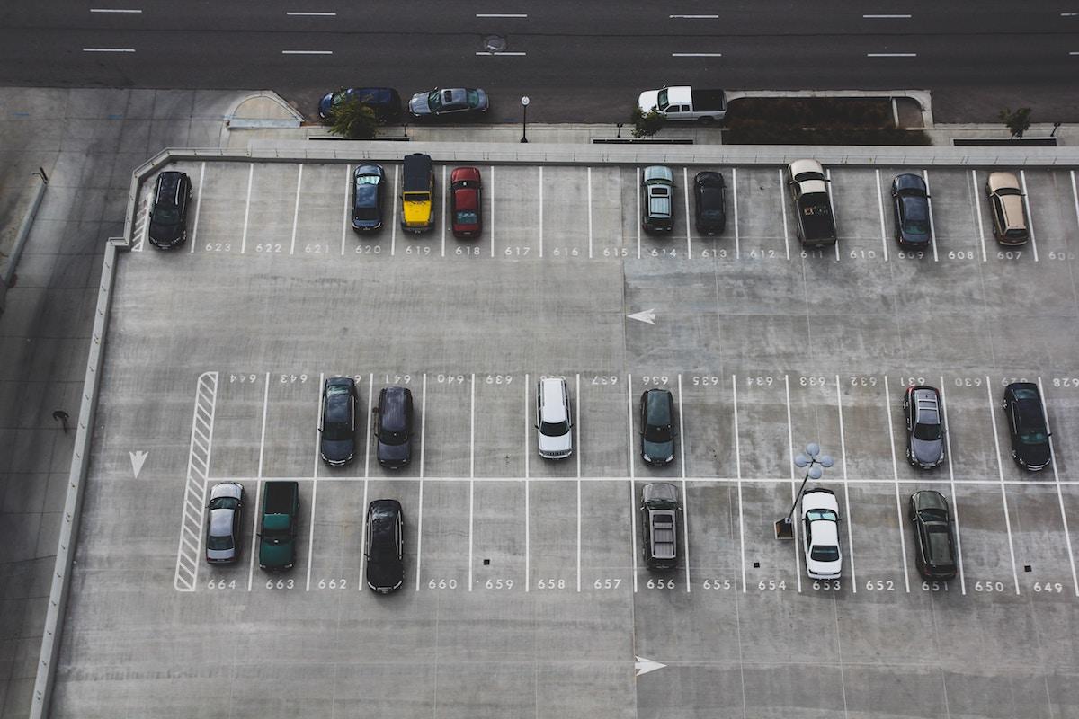 Erhvervsparkering