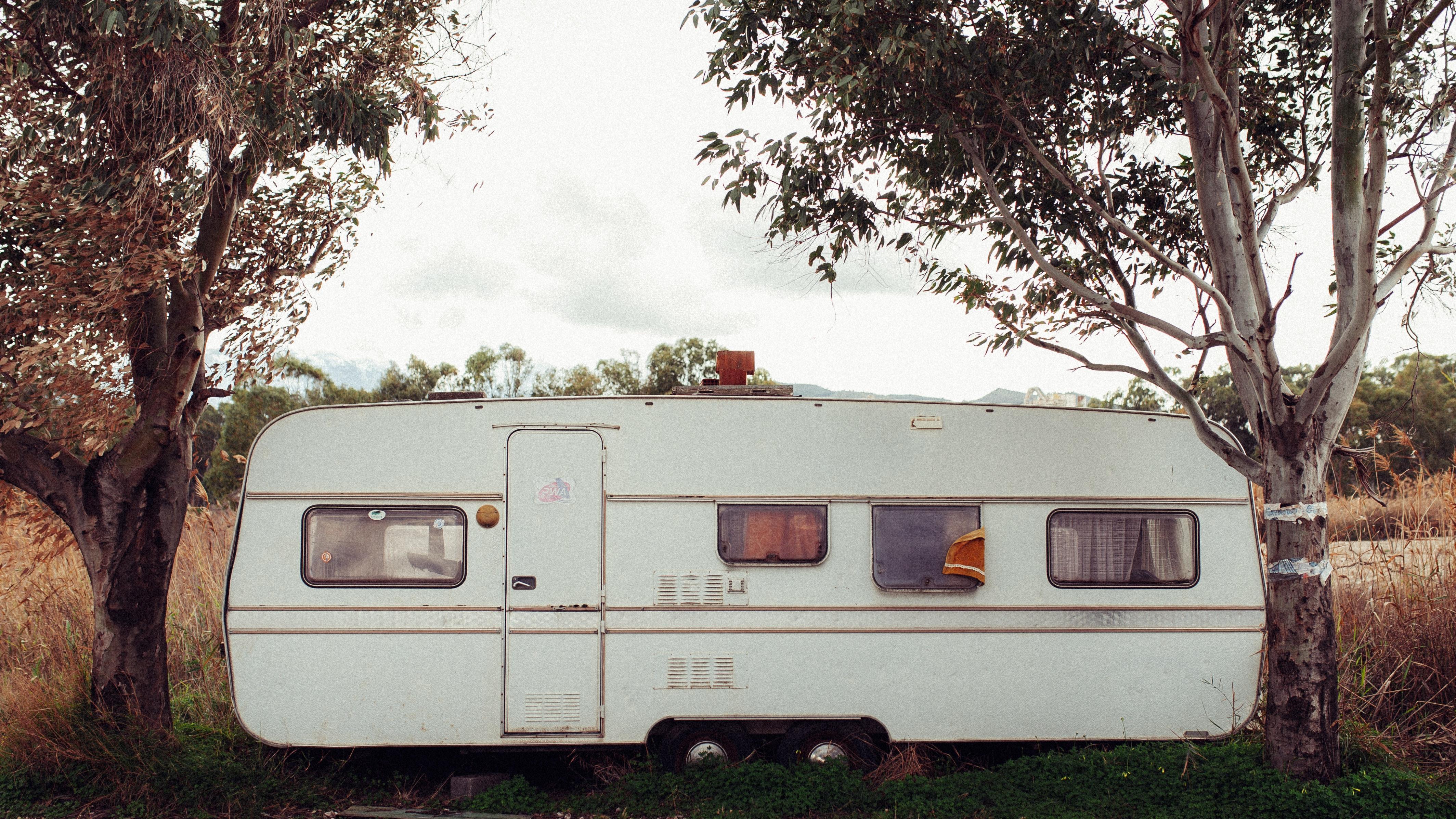fartgrænse med trailer